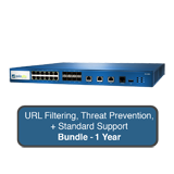 Palo Alto Networks PA-3050 Next-Gen Firewall Bundle w/1 Year Standard Support, URL Filtering & Threat Prevention Subscription