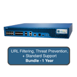 Palo Alto Networks PA-3060 Next-Gen Firewall Bundle w/1 Year Standard Support, URL Filtering & Threat Prevention Subscription