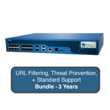 Palo Alto Networks PA-3060 Next-Gen Firewall Bundle w/3 Years Standard Support, URL Filtering & Threat Prevention Subscription