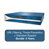 Palo Alto Networks PA-5020 Next-Gen Firewall Bundle w/3 Years Standard Support, URL Filtering & Threat Prevention Subscription