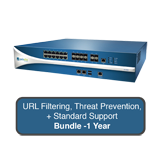 Palo Alto Networks PA-5050 Next-Gen Firewall Bundle w/1 Year Standard Support, URL Filtering & Threat Prevention Subscription