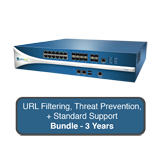 Palo Alto Networks PA-5050 Next-Gen Firewall Bundle w/3 Years Standard Support, URL Filtering & Threat Prevention Subscription