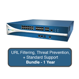 Palo Alto Networks PA-5060 Next-Gen Firewall Bundle w/1 Year Standard Support, URL Filtering & Threat Prevention Subscription
