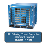 Palo Alto Networks PA-7050 Next-Gen Firewall Bundle w/1 Year Standard Support, URL Filtering & Threat Prevention Subscription