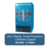 Palo Alto PA-7080 Next-Gen Firewall Base AC Hardware Bundle w/3 Years Standard Support, URL Filtering & Threat Prevention Subs