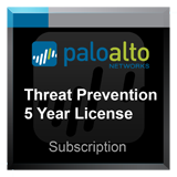 Palo Alto Networks PA-5020 Threat prevention subscription for 5 years