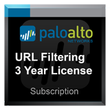 Palo Alto Networks PA-200 Bright cloud URL filtering subscription for 3 years