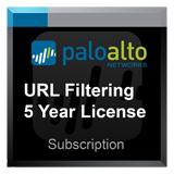 Palo Alto Networks PA-5020 Bright cloud URL filtering subscription for 5 years