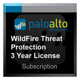 Palo Alto Networks PA-5020 WildFire subscription for 3 years