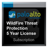 Palo Alto Networks PA-5020 WildFire subscription for 5 years
