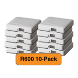 Ruckus Wireless ZoneFlex R600 10-Pack Dual-Band, 802.11ac Wireless Access Point, 3x3:3 Streams