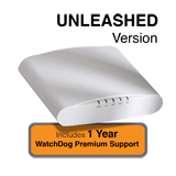 Ruckus Wireless R610 Unleashed Dual-Band, 802.11ac Wireless Access Point with 1 Year WatchDog Premium Support