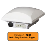 Ruckus Wireless ZoneFlex T301n Dual-band, 802.11ac,  30x30 deg Wireless Access Point with 1 Year WatchDog Premium Support