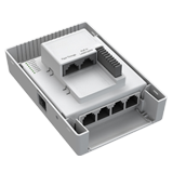 Ruckus Wireless ZoneFlex 7025 802.11n 2.4GHz Wired/Wireless Wall Switch, PoE in, 802.3af Ethernet out, PBX Pass through
