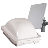 Ruckus Wireless ZoneFlex 7731 5GHz 802.11n Outdoor Wireless Pre-Provisioned Pair & Two AT-2101-DP High Gain Directional Antennas