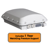 Ruckus Wireless T610 Dual-Band 802.11ac Outdoor Wireless Access Point Bundle with 1 Year Premium WatchDog Support