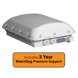 Ruckus Wireless T610 Dual-Band 802.11ac Outdoor Wireless Access Point Bundle with 3 Years Premium WatchDog Support