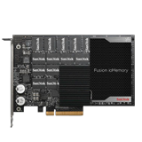 Fusion-io ioMemory SX350 6.4TB MLC Gen-3.5 PCI-Express 2.0 x8 Flash Drive, 5 Year Warranty*