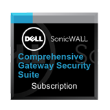 DELL SonicWALL TZ500 Comprehensive Gateway Security Suite Bundle for 1 Year