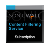 Content Filtering Service Premium Business Edition for the SonicWall NSA 2600 - 1 Year
