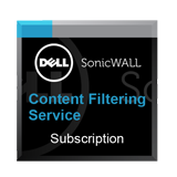 Content Filtering Service Premium Business Edition for DELL SonicWALL TZ500 - 1 Year
