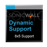 Dynamic Support 8x5 for the SonicWALL TZ400 Firewall - 5 Years