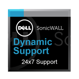 Dynamic Support 24x7 for DELL SonicWALL TZ500 - 1 Year