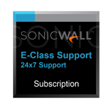 E-Class Support 24x7 for the SonicWall NSA E8500 Firewall - 1 Year