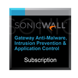 Gateway Anti-Malware, Intrusion Prevention and Application Control for the SonicWall NSA 3600 - 3 Years