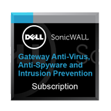 Gateway Anti-Malware, Intrusion Prevention and Application Control for the SonicWall NSA E-Class E6500 - 1 Year
