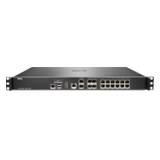 SonicWall NSA 5600 Network Security Firewall, 16x 1GbE Ports, 2x 10GbE Ports, 9.0Gbps Throughput (Hardware Only)