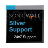 Silver Support 24x7 for the SonicWall NSA 4600 Firewall - 1 Year
