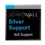 Silver Support 8x5 for the SonicWall NSA 4600 Firewall - 1 Year