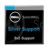 Silver Support 8x5 for the SonicWall NSv 100 Firewall - 5 Year
