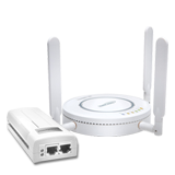 SonicWALL SonicPoint-Ne Wireless Access Point, Dual-Radio with PoE Injector
