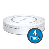 SonicWALL SonicPoint-Ni 4-Pack Wireless Access Points, Dual-Radio without PoE Injector