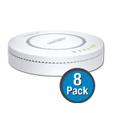 SonicWALL SonicPoint-Ni 8-Pack Wireless Access Points, Dual-Radio without PoE Injector