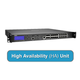 SonicWALL SuperMassive 9400 Next-Gen Firewall High Availability (HA) Unit - (Hardware Only - Requires Primary 9400)