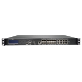 SonicWALL SuperMassive 9200 Next-Gen Firewall , 15 Gbps FW Throughput, (4x 10GbE SFP+, 8x 1GbE SFP, 8x 1GbE Ports)