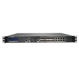 SonicWALL SuperMassive 9400 Next-Gen Firewall, 20 Gbps FW Throughput, (4x 10GbE SFP+, 8x 1GbE SFP, 8x 1GbE Ports)