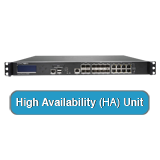 SonicWALL SuperMassive 9600 Next-Gen Firewall High Availability (HA) Unit - (Hardware Only - Requires Primary 9600)