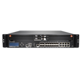 SonicWALL SuperMassive 9800 Next-Gen Firewall, 40 Gbps FW Throughput, (4x10GbE SFP+, 12x1GbE SFP, 8x1GbE)