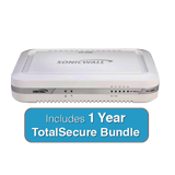 SonicWall TZ 205 TotalSecure Bundle - Includes TZ205 Appliance & 1 Year Comprehensive Gateway Security Suite
