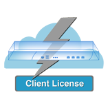 Dell SonicWALL WAN Acceleration Client Add 1 Concurrent User License