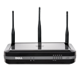 DELL SonicWALL SOHO Wireless-N Firewall Appliance - 2x400MHz cores, 5x1GbE interfaces, 512MB RAM, 32MB Flash (Hardware Only)