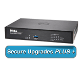 SonicWALL TZ300 UTM Firewall Appliance with Secure Upgrade Plus for 2 Years - 2x800MHz cores, 5x1GbE interfaces, 1GB RAM