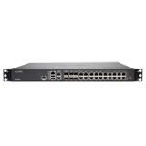 SonicWall NSA 5650 Network Security Firewall, 16x 1GbE Ports, 2x 10GbE Ports, 6.25Gbps Throughput (Hardware Only)