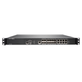 SonicWall NSA 6600 Network Security Firewall, 16x 1GbE Ports, 4x 10GbE Ports, 3.4Gbps Throughput (Hardware Only)