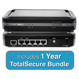 SonicWALL SOHO TotalSecure Bundle - Includes SOHO Appliance & 1 Year Comprehensive Gateway Security Suite