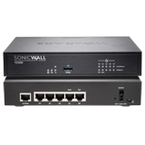 SonicWALL TZ300 UTM Firewall Appliance - 2x800MHz cores, 5x1GbE interfaces, 1GB RAM, 64MB Flash (Hardware Only)